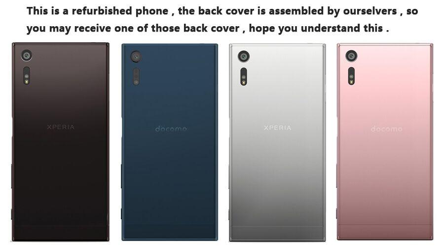 Original Unlocked Sony Xperia XZ F8331