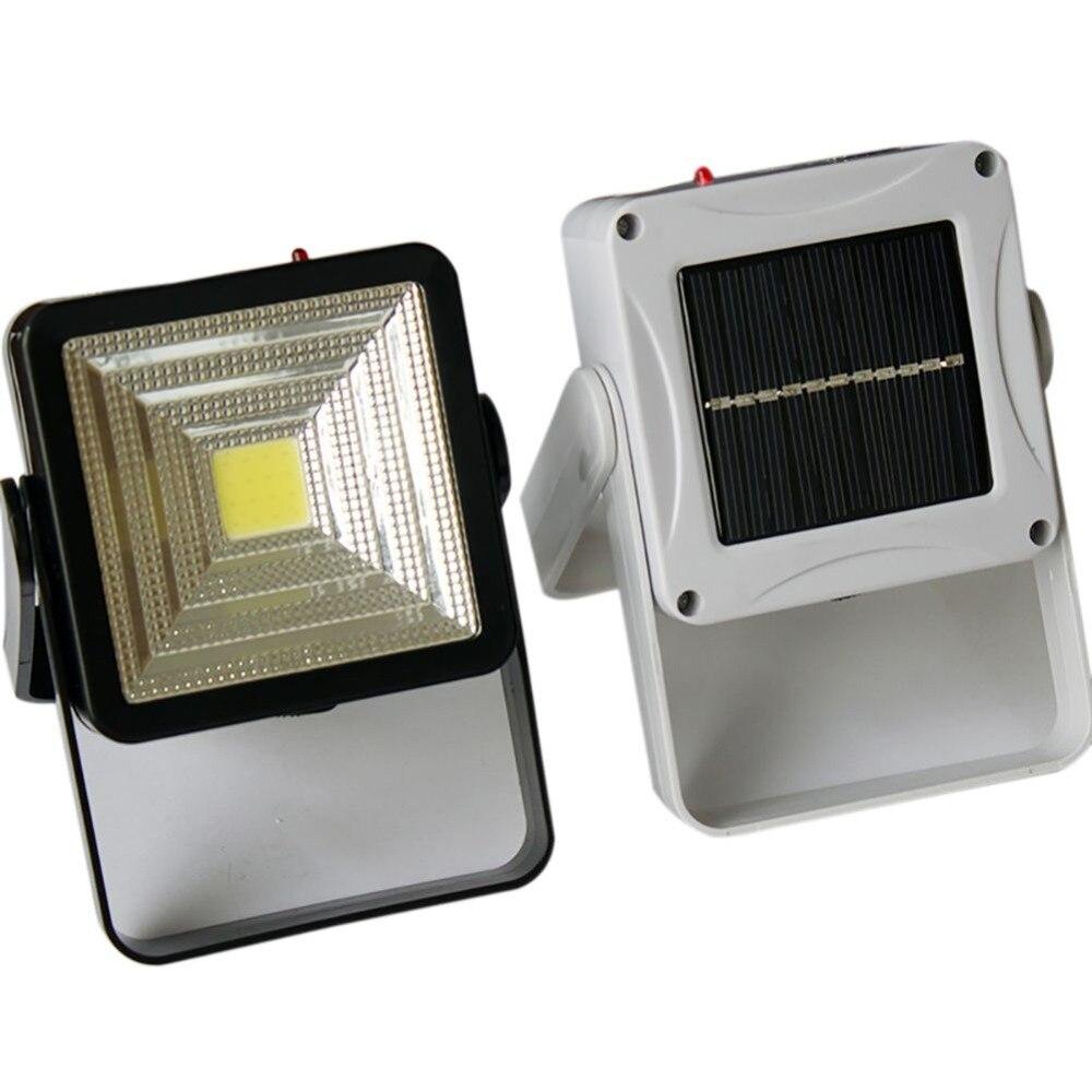 Solarbetriebene LED Akku-lampe Licht Outdoor Camping Hof Lampe - WLOG.ME