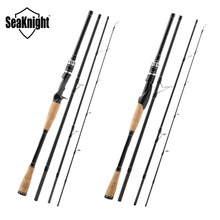 SeaKnight YASHA M Power Carbon Spinning Casting Fishing Rod