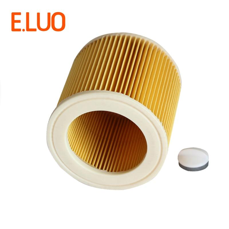 Высочайшее качество замена воздуха пыль мешки фильтры для пылесосов части HEPA фильтр-картридж WD2250 WD3.200 MV2 MV3 WD3