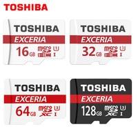 TOSHIBA Memory Card 128GB 64GB SDXC Max UP 90MB S Micro SD Card SDHC I 32GB