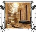 LB виниловые современные великолепные дворцовые хрустальные люстры 10X10FT студийный фон фотография Опора фотографического фона