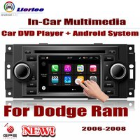 Car Radio DVD Player GPS Navigation For Dodge RAM 2006~2008 Android HD Displayer System Audio Video Stereo In Dash Head Unit