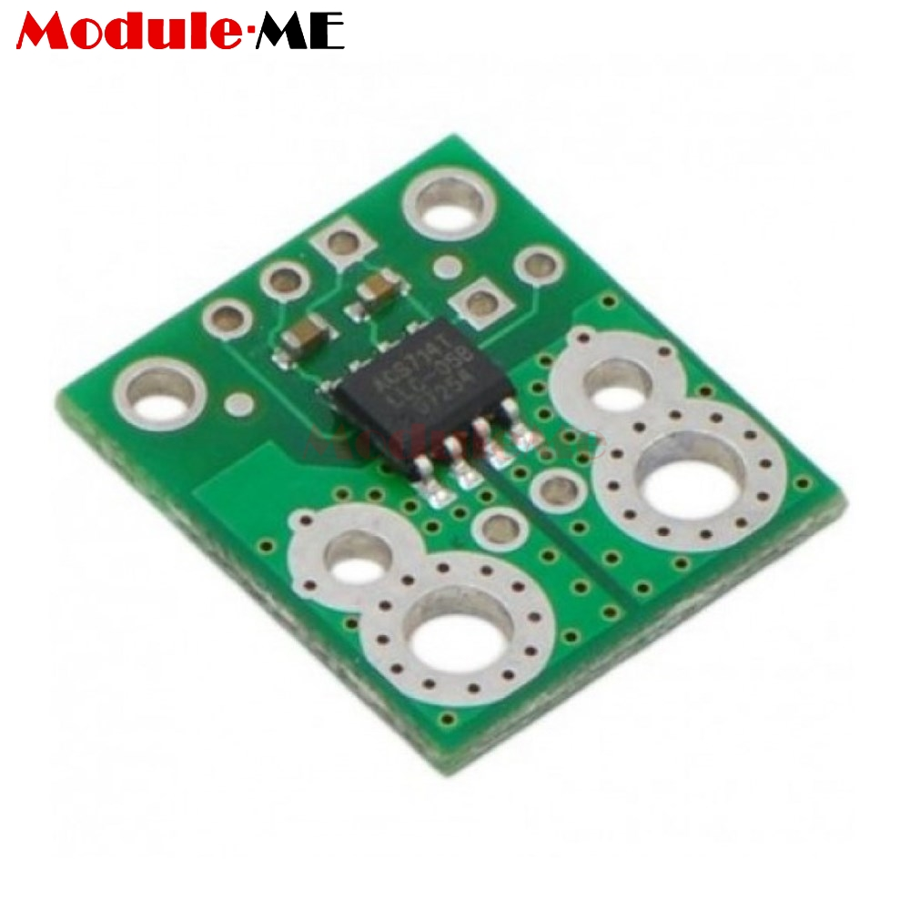 Hot Sale Acs714 Isolate Current Sensor Breakout Board Filter Hall Effect Circuit Resistance Capacitor 5a 20a 30a 5v Module Smd Replace Acs712
