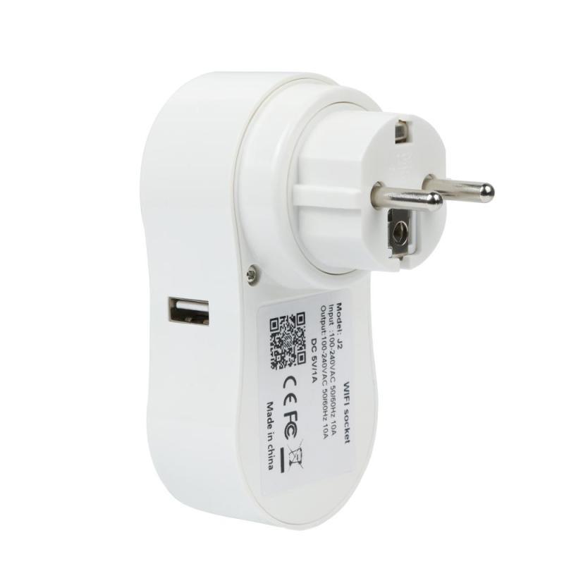 WiFi Smart Socket Smart Plug Work Switch Amazon Alexa App Remote Control Smart Switch  Schedule Function  Plug with жидкость scojuice rockshox 50мл 0мг