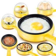 Многофункциональный блинница антипригарный инструмент для приготовления пищи электрическая жареная сковорода для стейка плита сковорода антипригарная вареные яйца бойлер