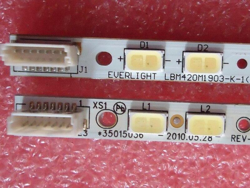 Светодиодный экран с фоновой подсветкой светодиодный 42MS92DC 484 M420E110700 37016729 1 шт. = 57 светодиодный 476 мм