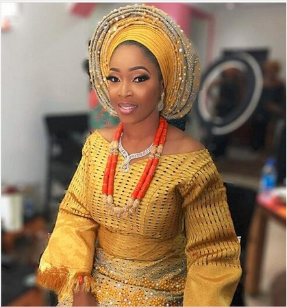 2018 Dubai or déclaration collier ensemble charmes 3 couches femmes corail perles africaines bijoux ensemble réel perles de corail pour les mariées ABH762 - 4