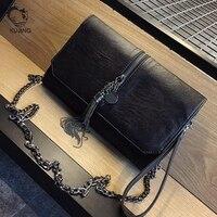 KUJING 브랜드 핸드백 고품질의 여성의 어깨 메신