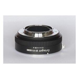 Image 5 - Fringer EF FX2 Pro II פוקוס אוטומטי הר עדשת מתאם מובנה אלקטרוני צמצם עבור Canon EOS סיגמא עדשה כדי Fujifilm FX מצלמה