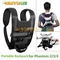 Shoulder Strap Harness Portable Backpack for Travelling/ Adventure / Athletics for DJI Phantom 2/ 3/ 4 pro+