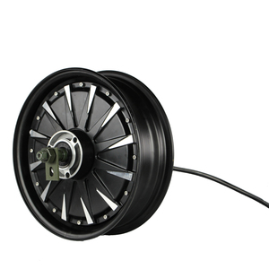 Image 3 - Cost effctive QS 3000W 40H V1.12 BLDC In Wheel Hub Motor for electric scooter