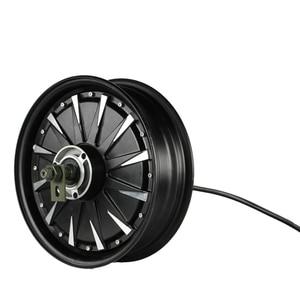 Image 3 - Pod względem kosztów effctive QS 3000W 40H V1.12 BLDC W silnik piasty koła do skuter elektryczny