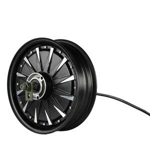 Image 3 - تكلفة effctive QS 3000W 40H V1.12 BLDC في محور عجلات موتور كرسي متحرك سكوتر