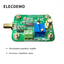 AD606 module logarithmic detector 80dB demodulation logarithmic amplifier low power adjustable amplitude output
