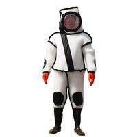 1 шт. подчеркнутой костюм Vespa защитная одежда специальная сгущать тепла вентиляции полный набор сиамские анти пчела костюм пожарной службы