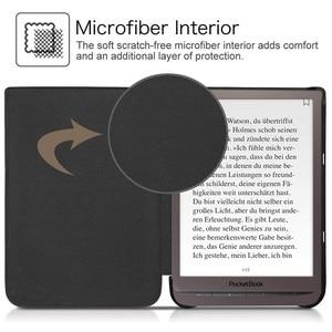 Image 2 - Étui AROITA pour 7.8 pouces PocketBook 740 InkPad 3 e Book (modèle PB740), couverture de coque intelligente de mode légère avec