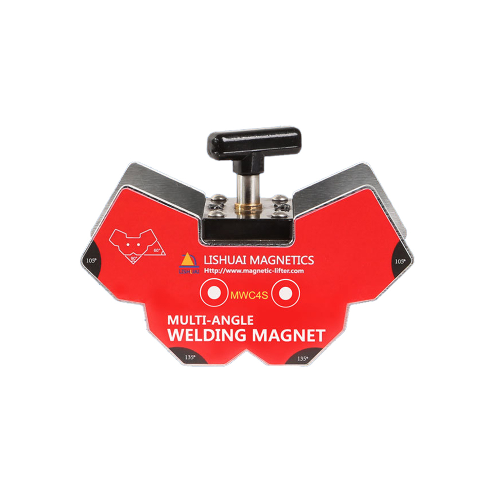 Switchable Multi-angle Welding Angle Magnets/Strong Neodymium Magnet Welding Holder For Angle Tools lishuai multi angle switchable magnetic holder strong power ndfeb welding magnets clamp