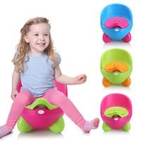 Baby Potty Cute Cartoon Children S Pot Toilet Plastic Training Boy Girls Child Toilet Seat Portable