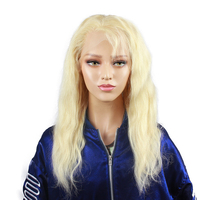Eseewigs Blonde 360 Lace Front Wigs Pre Plucked Baby Hair Around 613 Body Wave Remy Human Hair Glueless Lace Wig for All Women