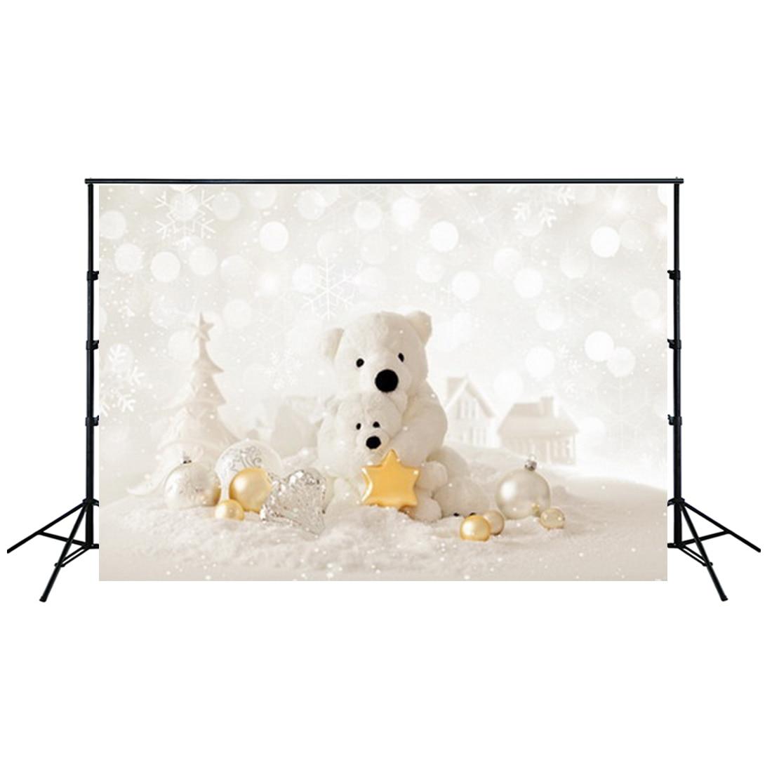 HUAYI Photography Backdrop christmas backdrops Photo Prop Christmas decoration Art Fabric backgrounds D-8951