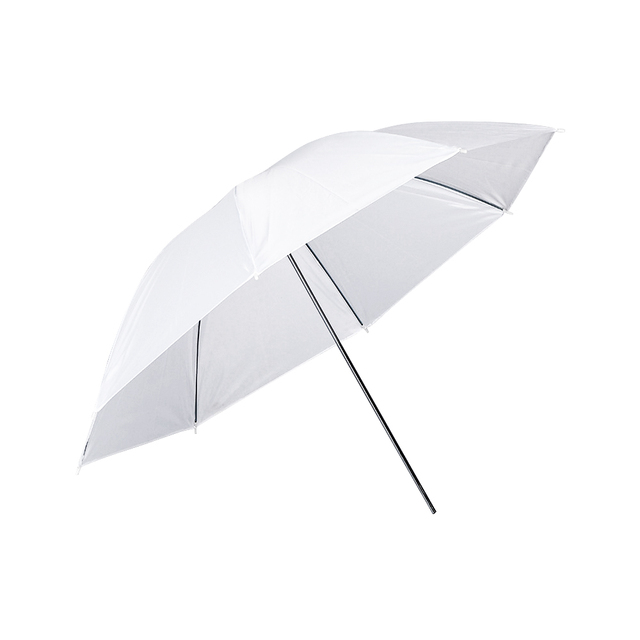 """CY paraguas para estudio fotográfico con cámara de 33 """"y 83cm, paraguas suave translúcido blanco para fotografía, flash de estudio fotográfico"""