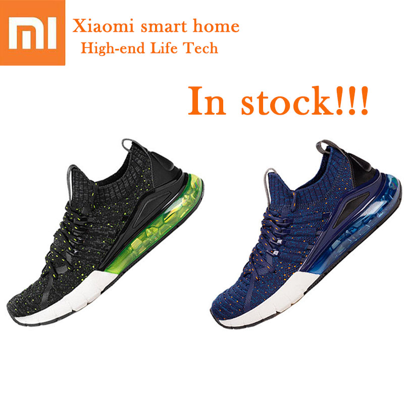 Xiaomi FREETIE Ling Air Sports Shoes Light Support High elastic TPU Air Cushion Running Shoes Outdoor