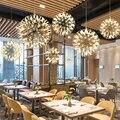 IYoee подвесные светильники  Современная Подвесная лампа  подвесной светильник для столовой  светодиодный подвесной светильник для фейервер...