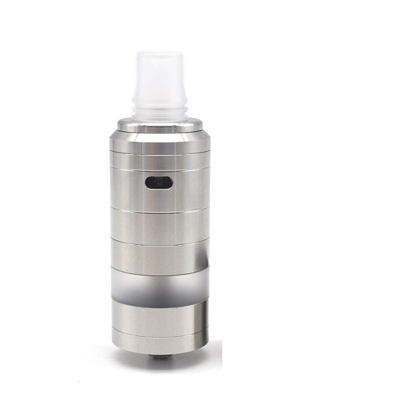 cigarette electronic Réservoir de vape ULTON Korina V8M 316SS 25mm RTA 11 ml vs réservoir reconstructible Kalora atomiser pour 510 fils boîte Mod/vape mods/Mech mod