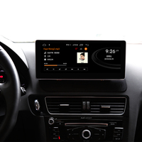 Vehicle GPS Navigation 2G RAM 32G Android for Audi Q5 A4L 2006 2016 10.25 GPS Navigation radio stereo dash multimedia Player