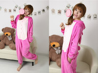 erwachsene tiere cosplay pyjama lilo engel rosa stich Strampelanzug nachtwäsche für frauen trainingsanzug party halloween kostüm kleider