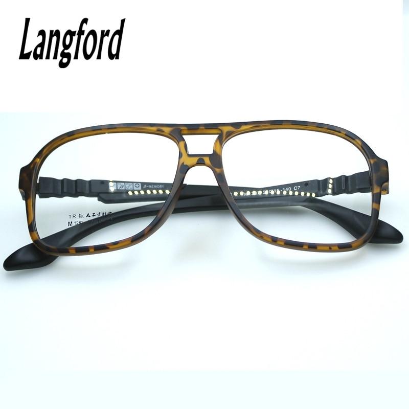 Aliexpress.com : Buy double bridge Eyeglass Frames TR90 ...