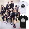 BTS bulletproof Corps Bangtan BoysSUGA JIMIN JIN V tshirt with short sleeve T-shirt G Men kpop bts