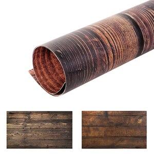 Image 5 - インスタイル56*88センチメートルダブル両面木材、大理石セメントのように壁ヴィンテージ写真の背景の背景紙ボード小道具食品