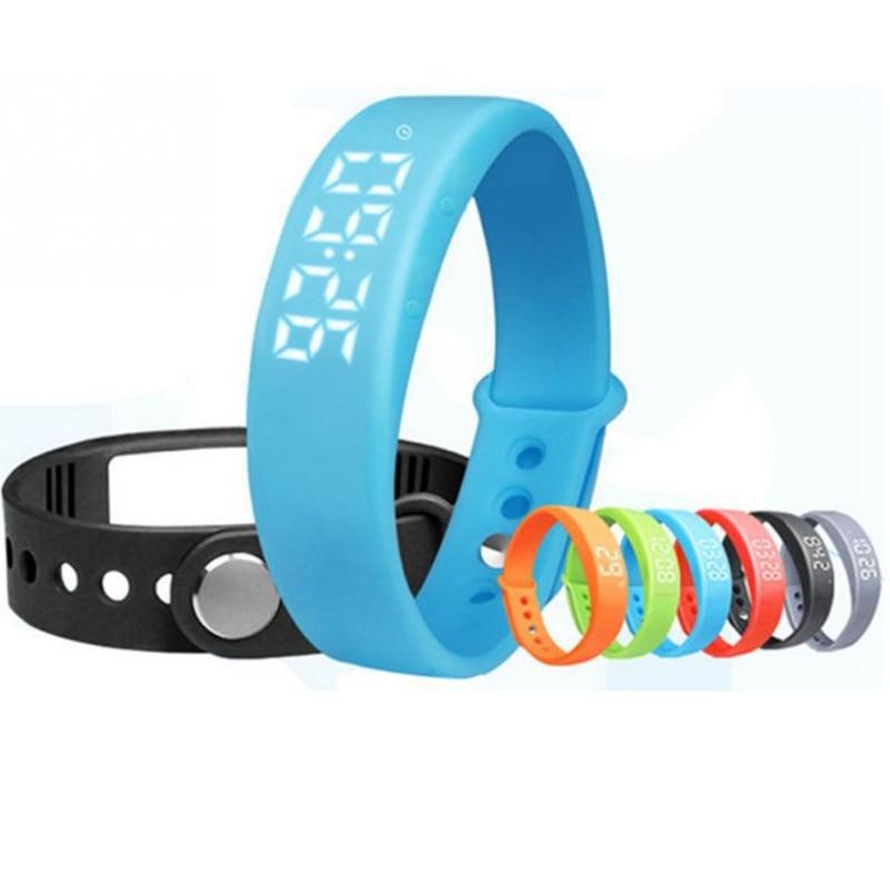 Smart Wristband W5P Smart ձեռնաշղթա Pedometer Քնի - Խելացի էլեկտրոնիկա