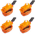4pcs/lot MR.Rc Mini  9g 1.6KG Rc Micro Servo SG90 for RC 250 450 Helicopter Airplane Car Boat