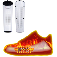 Portable Electric Shoe Dryer PTC Efficient Heating High Temperature Annular Heating Emission Hole