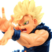 Goku Super Saiyan 2 Action Model (17 CM)