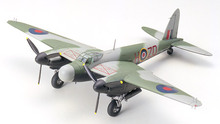 Assembly model Model plane  1/72 British mosquito