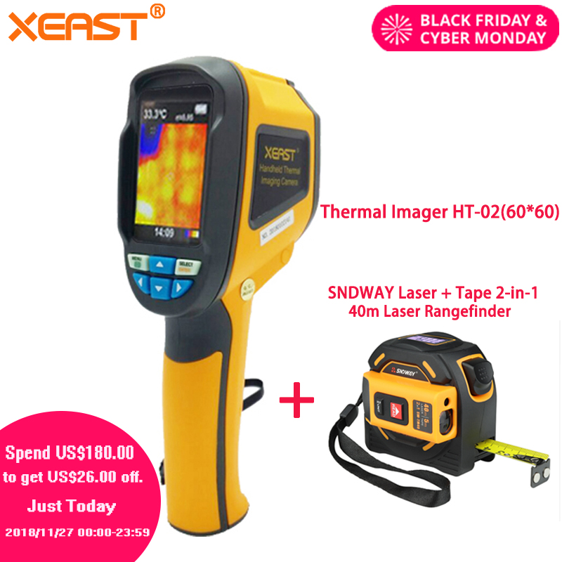 Fast Reach to Russian and All Over the World Handheld Thermal Imaging Camera HT 18 Portable