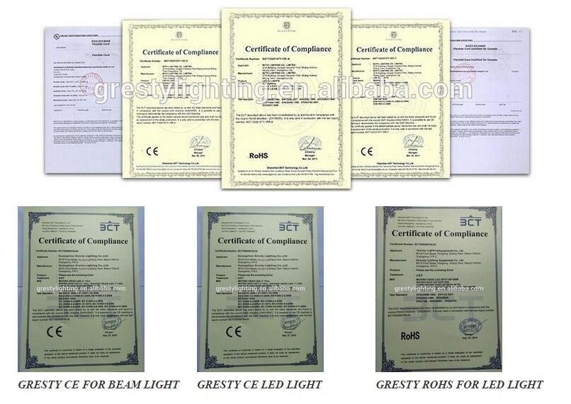 2 pçs lote Levou Controle DMX Led