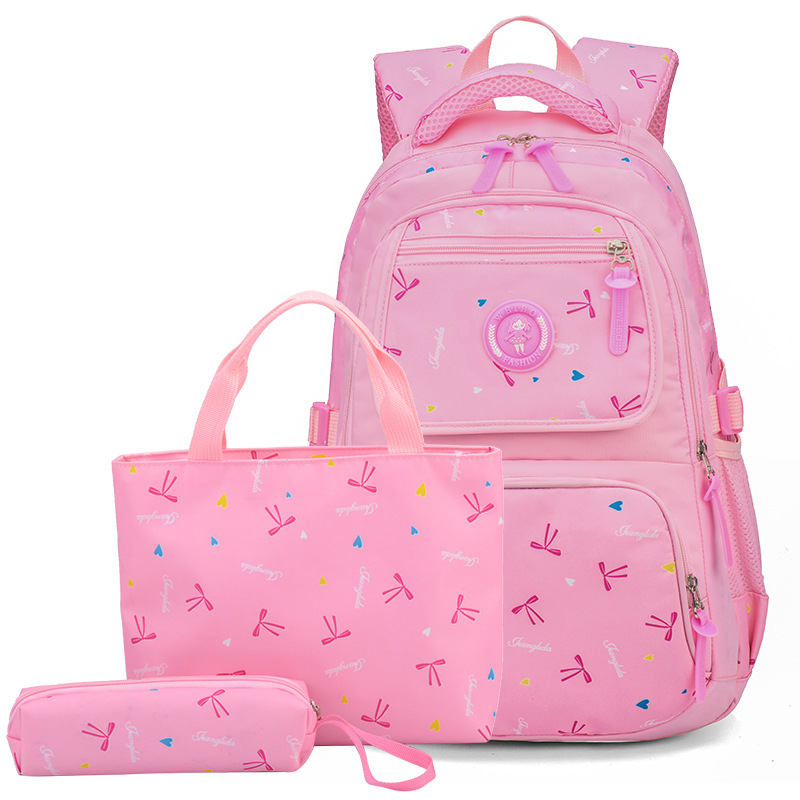 3pcs/set Star Printing Women Backpack Kids School Bags Cute Backpacks  For Teenagers Girls Travel Bag Schoolbag Mochila Infantil3pcs/set Star Printing Women Backpack Kids School Bags Cute Backpacks  For Teenagers Girls Travel Bag Schoolbag Mochila Infantil