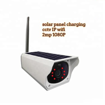 2MP HD Solar Power Battery Wifi IP cameras 1080P P2P Rechargeable Outdoor Waterproof Solar Power Wireless IP Cameras IR Camera p2p wifi ip fisheye cameras 2mp hd wireless fisheye cameras 1080p panorama ip bullet cameras two way audio wire free camera
