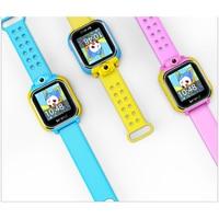 2017 montre Smart watch Enfants Montre-Bracelet Q730 JM13 3G GPRS GPS Locator Tracker Smartwatch Bébé Montre Avec Caméra Pour IOS Android PK Q50