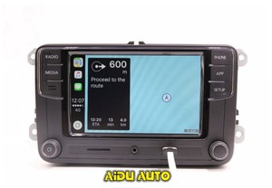 Image 3 - 6RF 035 187 E CarPlay Android の自動 RCD330 RCD340 プラス Noname ラジオ 6RF035187E