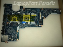 Free shipping for HP DA0R12MB6E0 REV E laptop motherboard Pavilion G4 G6 G7 636372-001 mainboard