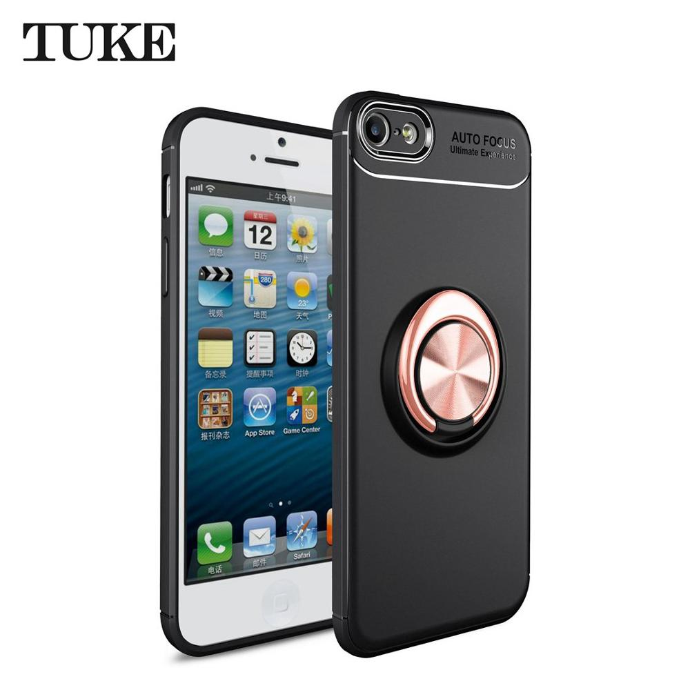 US $3 59 5% OFF|TUKE Luxury Case for OPPO A37 360 Rotation Degree Magnetic  Metal Finger Ring Back Cover for OPPO A37f Phone Casing-in Fitted Cases