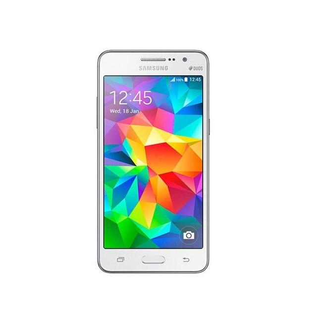 Samsung Galaxy Grand Prime G530h 5.0 Inch Screen Quad core Dual Sim Unlocked Cell PhoneGSM 800/1800Mhz WCDMA 1800/1900/2100 1
