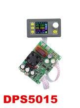 Цветной ЖК-ДИСПЛЕЙ DPS5015 модуль понижающий преобразователь Напряжения вольтметр амперметр Постоянное Напряжение и ток Шаг вниз Программируемый Источник Питания