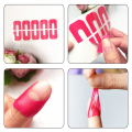 30Pcs Manicure Nail Art Finger Covers Nail Polish Molds Shield Anti-sticking Tool For Nail Polish